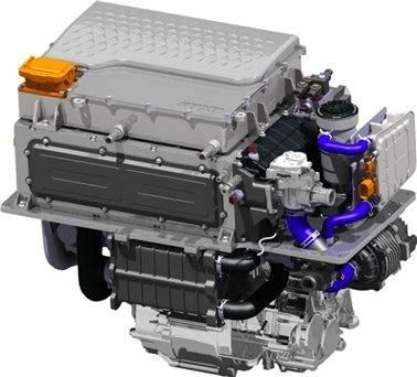 95kW燃料电池发动机