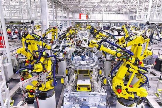 落实新技术、新工艺、新材料、新设备的推广与应用